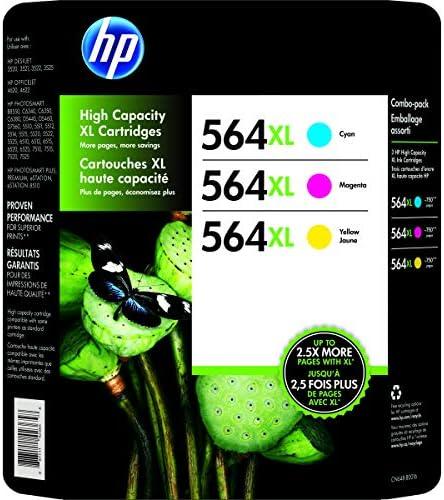 HP Original Cartridge Magenta Yellow product image