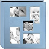 """Pioneer Collage Frame Embossed""""Baby"""" Sewn Leatherette..."""