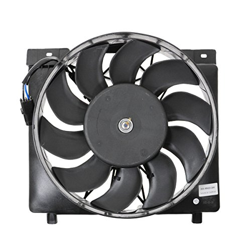 Radiator Cooling Fan Assembly for 95-96 Jeep Cherokee