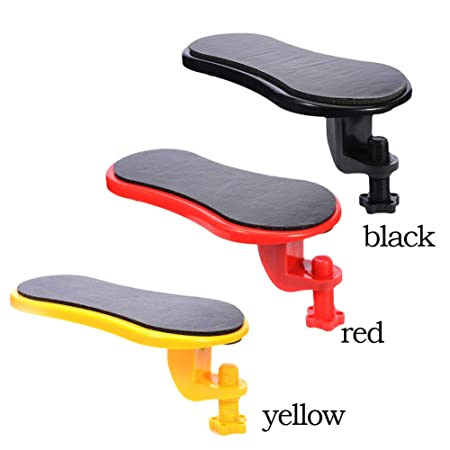 Computer Peripherals Mouse Pads Hand Shoulder Protect Armrest Pad Desk Attachable Computer Table Arm Support Arm Wrist Rests Chair Extender For Table Computer & Office