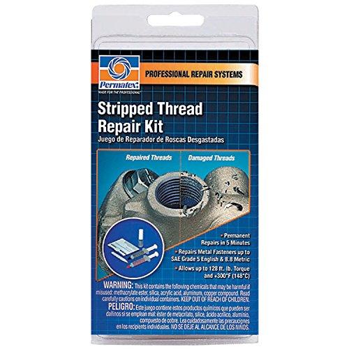 Permatex 81668 Stripped Thread Repair Kit (Stripped Thread Repair)