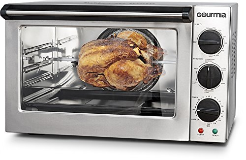 convection rotisserie oven - 6