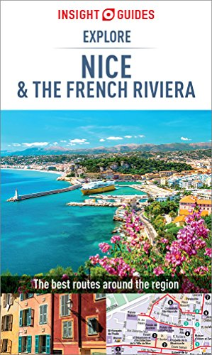 Insight Guides Explore Nice & French Riviera (Insight Explore Guides)