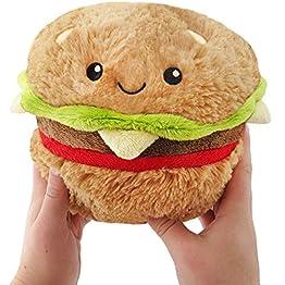 Squishable Hamburger | 7 Inch | Squishables Mini Plush 3