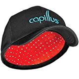 Cheap CapillusPro Mobile Laser Therapy Cap for Hair Regrowth – NEW 6 Minute Flexible-Fitting Model – FDA-Cleared for Medical Treatment of Androgenetic Alopecia – Superior Coverage