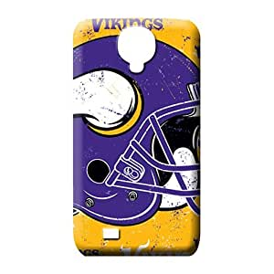 samsung galaxy s4 Impact Plastic series mobile phone cases minnesota vikings nfl football