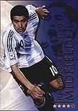 2009-10 Futera World Football Online Game Collection #261 Juan Roman Riquelme - NM-MT