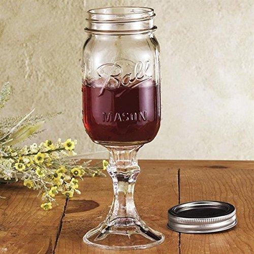 Amazon.com | The Original RedNek Wine Glass 16 Oz: Red Wine Glasses: Wine  Glasses
