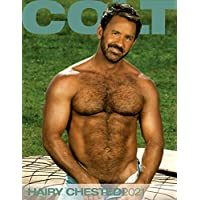 Hairy Chested Men 2021 Calendar