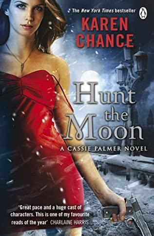 book cover of Hunt the Moon