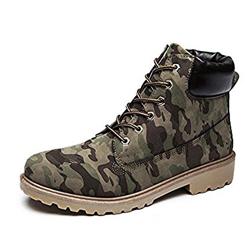 Snow Camouflage Women's Wedges Resistant High Slip Thermal Knee Boots Padded JACKY'S G2w Cotton 7zwSxqq