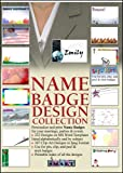 ScrapSMART - Name Badge Designs - Software Collection - Jpeg & Microsoft Word files [Download]