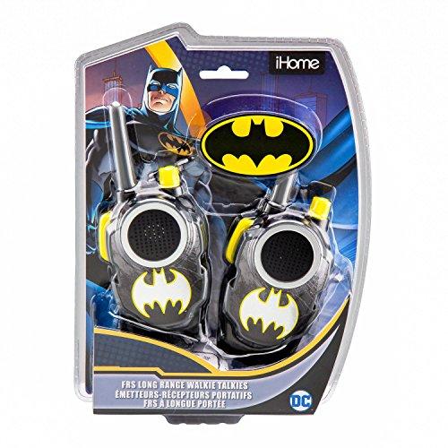 Batman Walkie Talkies - FRS, Long Range, Walkie Talkies for Kids -  eKids, Ri-210BM