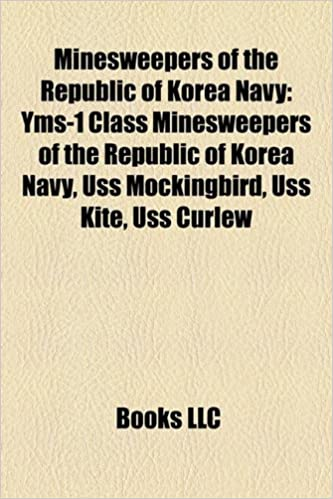Ebooks télécharger anglais Minesweepers of the Republic of Korea Navy PDF 1158661355