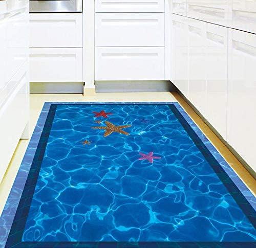 Daadi Decorativo Tridimensional en el Suelo del baño Muro ...
