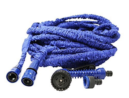 100 Foot Garden Hose Expandable
