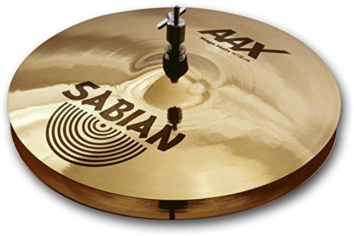 SABIAN AAX 14`METAL HATS TOP&BOTTOM