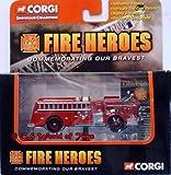 Corgi Fire Heroes Alf 900 Pittsburgh Pa Cs90057
