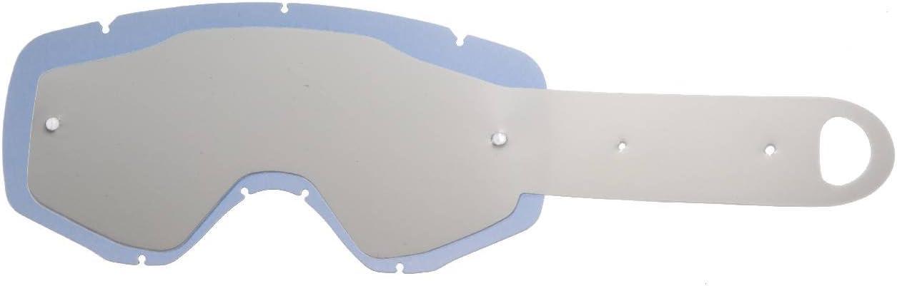 SeeCle 41S105 lenti combo fum/è con 10 tear off compatibile per maschera 100/% Barstow