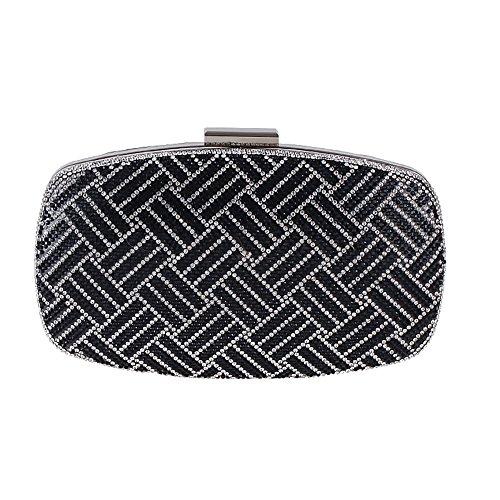 Black Studded Bag New Look - 9