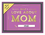 Best Knock Knock Sister Gifts - Knock Knock What I Love About Mom Fill Review