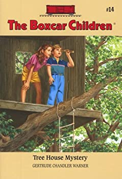 Tree House Mystery 0590426745 Book Cover