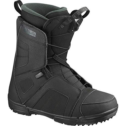 Salomon Titan Snowboard Boots Mens Sz 10 (28) Black
