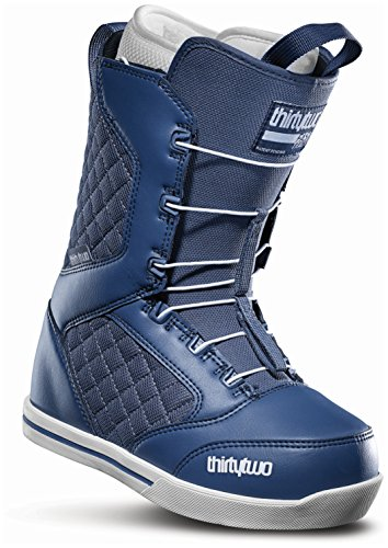 Blue Womens Snowboard Boots - Thirty Two 86 Fast Track Snowboard Boot 2018 - Women's Blue 7