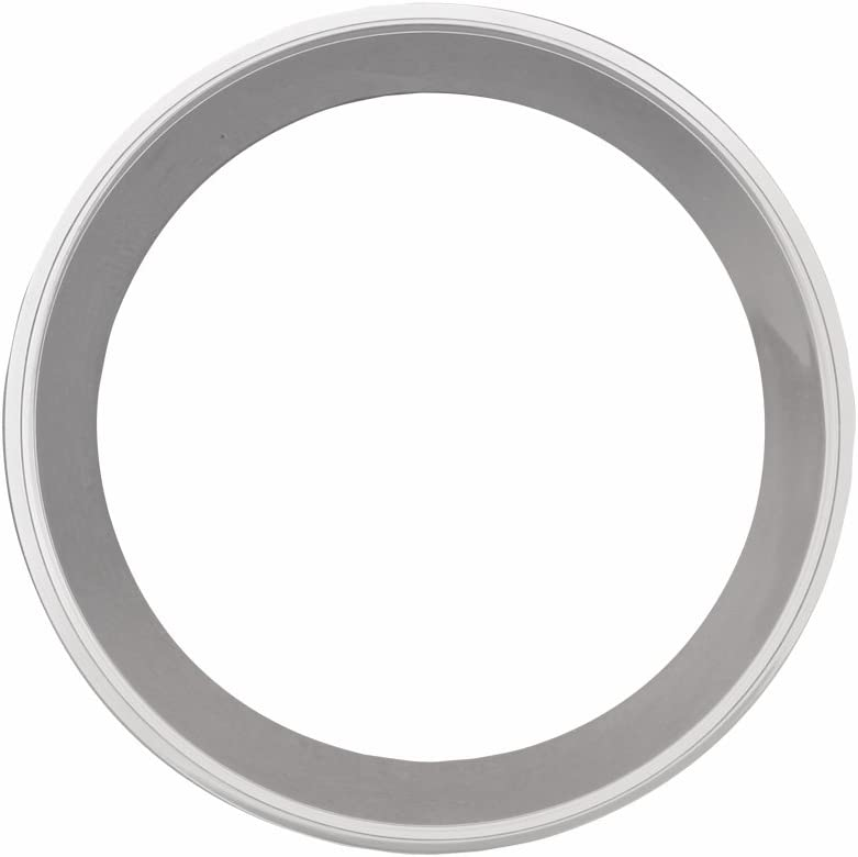 Grand General 66948 Plastic Chrome Speedometer//Tachometer Gauge Cover for Kenworth
