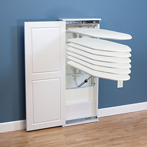 Kitchen Cabinets Over Baseboard Heat: Household Essentials 18300-1 Iron 'N Fold Floor Cabinet