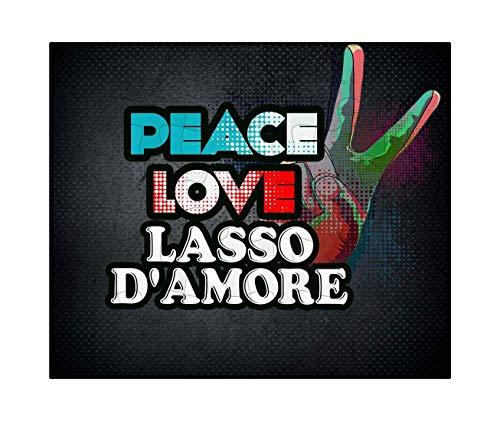 - Makoroni - Peace Love Lasso D'Amore Music - Jigsaw Puzzle, 30 pcs.