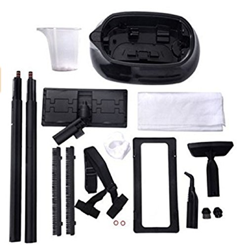 LIKE SHOP 1500W Portable Professional Multi Purpose Pressure Steam Cleaner Carpet Bathroom by LIKE SHOP (Image #2)