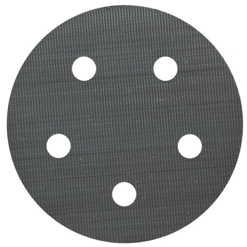 PORTER-CABLE 13905 5-Inch Contour Hook and Loop Replacement Pad (for 333 Random Orbit Sander) ()