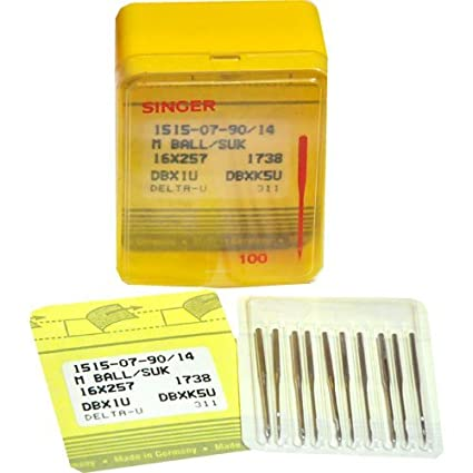 Amazon Commercial Sewing Machine Needles SINGER 40404040 Enchanting Singer Sewing Machine Needle