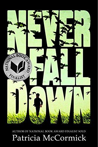 Seven Falls Colorado Springs - Never Fall Down: A Novel