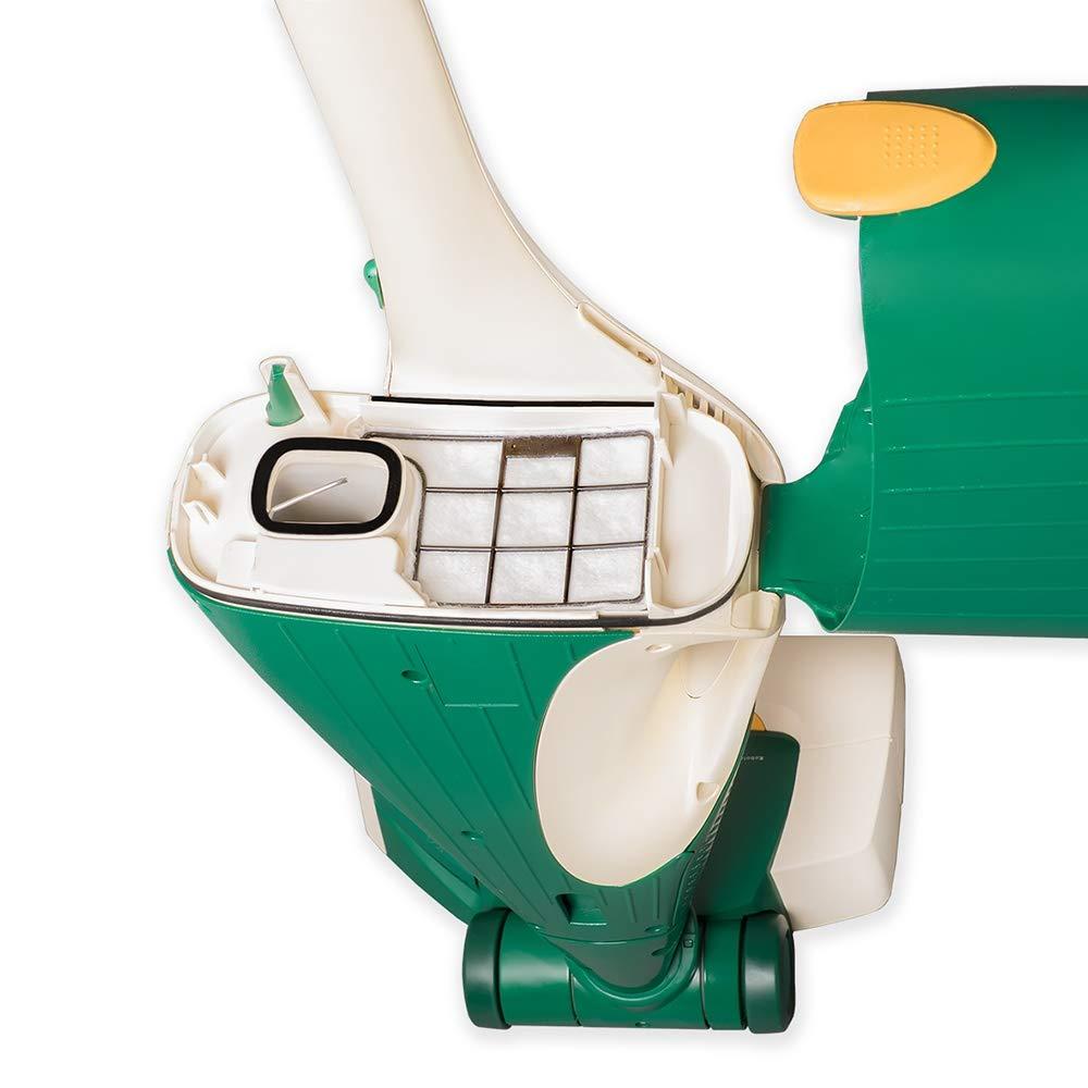 pl/ástico 1300 W Piesseonline STM90976 Vorwerk Folletto VK 135 Aspiradora el/éctrica EB 351 Set de filtros y cepillo para suelos duros 42 litros