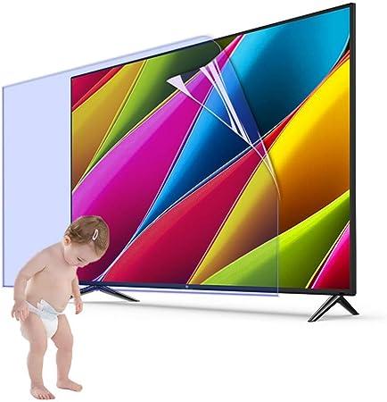 N / A Antideslumbrante Mate Film TV Protector de Pantalla/Anti Azul/película Anti-arañazos para 32-65 Pulgadas, protección para los Ojos, de 32 Pulgadas 698 x 392,55 Pulgadas 1221 x 689: Amazon.es: Hogar