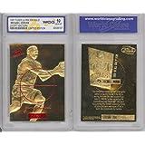 MICHAEL JORDAN 1997 Fleer Ultra COURT MASTERS 23KT Gold Card Graded GEM MINT 10