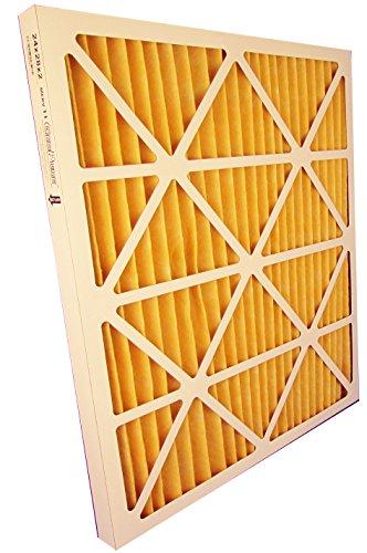 24x28x2 MERV 11 GeoPure Geothermal Air Filter (pack of 6) by GeoPure