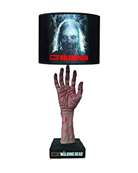 Amazing The Walking Dead Zombie Table Lamp