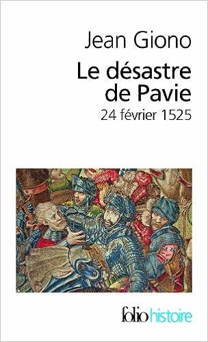 Livres gratuits Le désastre de Pavie: (24 février 1525) pdf, epub
