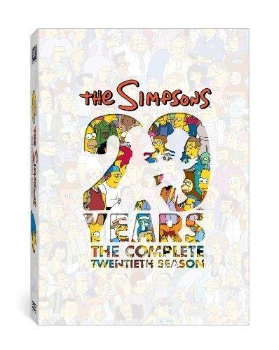 The Simpsons: Season 20 by 20th Century - Simpsons 20 Seasons