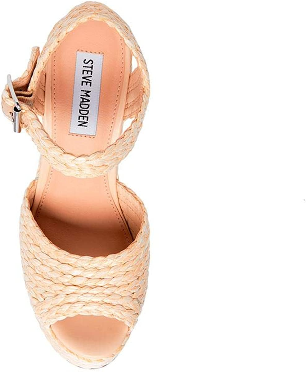 Steve Madden Stanton Sandalias 39: : Chaussures