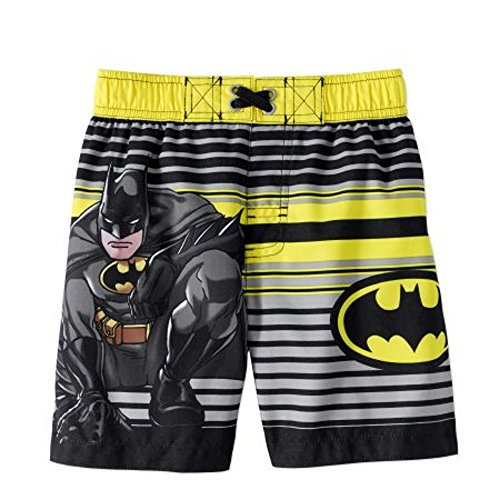 BOY Toddler Batman Single Swim Trunk Size 4T