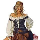 Caribbean Pirate Blouse