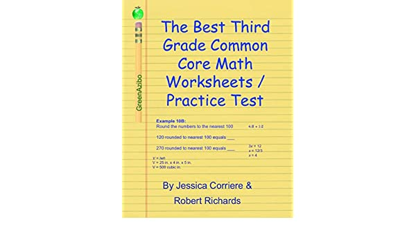 Math Worksheets 3rd grade free math worksheets : The Best Third Grade Common Core Math Worksheets / Practice Test ...