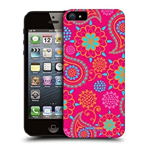 Motley Mayhem Psychedelic Paisley Back Case For Apple iPhone 5