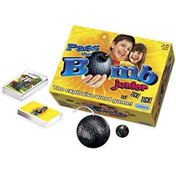 Gibsons Junior Pass The Bomb Game