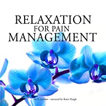 Relaxation for pain management Audiobook by Frédéric Garnier Narrated by Katie Haigh