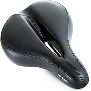 Amazon Com Most Comfortable Bike Seat For Women Padded Bicycle